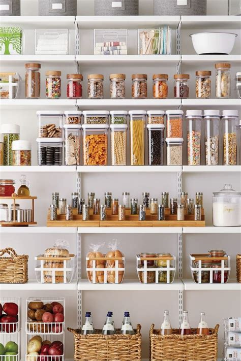 kitchen organization and pantry design dreams hither