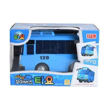 We213 Mobil Tayo Isi 4 Pull Back Loosepack jual mainan tayo harga menarik blibli
