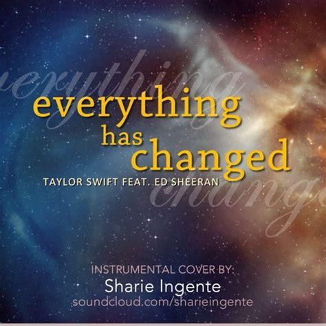 download mp3 taylor swift feat ed sheeran everything has changed descargar everything has changed taylor swift ft ed