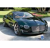 Bentley EXP10  Entrant Motors 2015 Concorso D