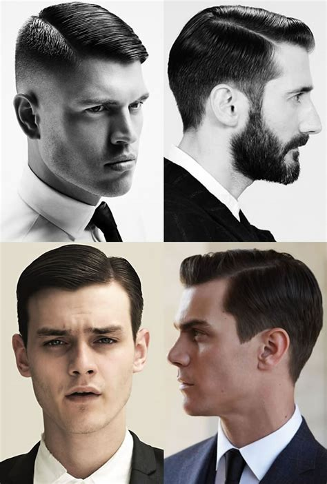 9 Classic Men?s Hairstyles That Will Never Go Out of