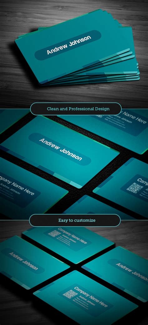 business cards psd templates print ready design