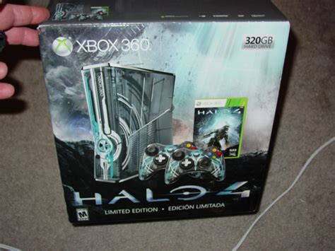 halo 4 xbox 360 special edition was tough to design for halo 4 limited edition xbox 360 r c tech forums