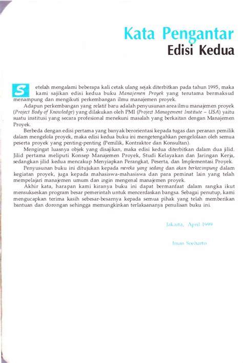 Buku Manajemen Proyek Konsep Implementasi Original manajemen konstruksi 1 iman soeharto