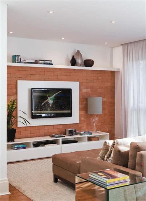 www living 56 salas de tv decoradas com fotos para te inspirar