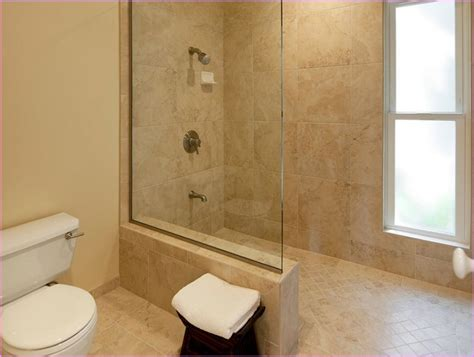 doorless showers for small bathrooms doorless shower google search bathroom ideas