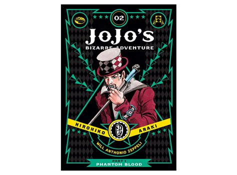 jojo s adventure part 1 phantom blood vol 3 jojo s phantom blood part 1 vol 2 jojo s