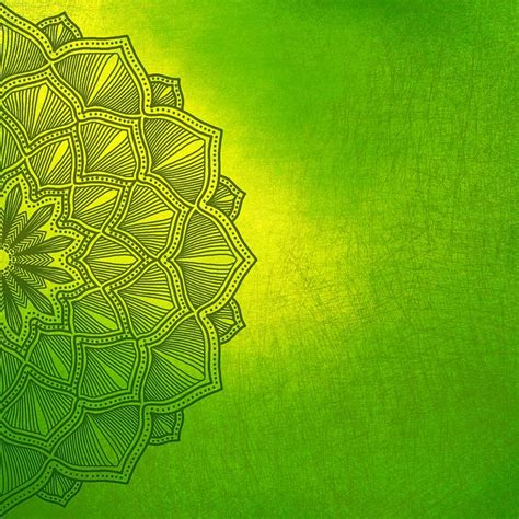 background design green and yellow free illustration background flower green yellow