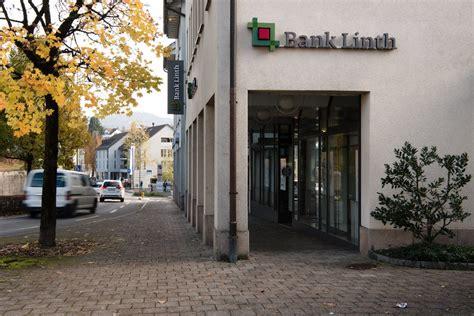 bank linth bank linth llb ag zentrum r 252 ti