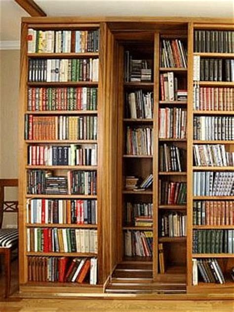 sliding bookcase door 17 best ideas about bookcase on shelf lighting counter lighting