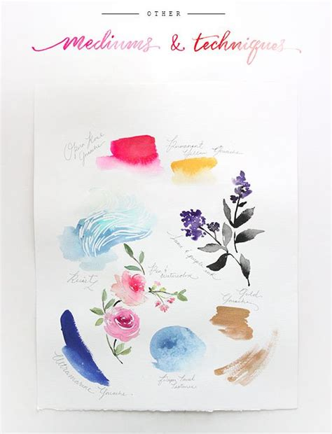 tutorial drawing watercolor watercolor inspiration picmia