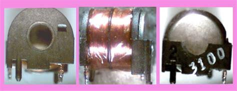 20 mh iron inductor abq techzonics inductors capacitors resistors pots coils transformers