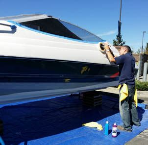 boat detailing franchise boat and auto detailing services deckhand detailing