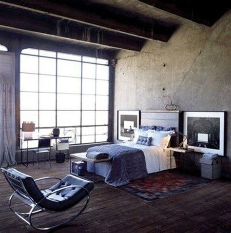 Industrial Bedroom Decor by 15 Bold Industrial Bedroom Design Ideas Rilane