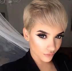 coiffure a la garconne les tendances mode du automne