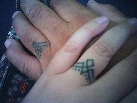 Ring Tattoo Designs And Collection Celtic Wedding Ring Tattoos