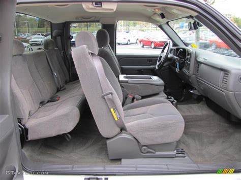 2006 Chevy Silverado Interior by 2006 Chevrolet Silverado 1500 Lt Extended Cab Interior