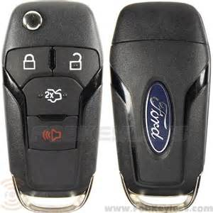 Ford Fusion Key 2013 2014 Ford Fusion High Security Remote Key