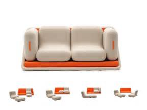 Fold Out Ottoman Bed Italian Multifunctional Furniture Living In A Shoebox