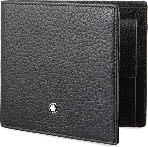 Bag Mont Blanc Blanc A 26 4 montblanc meisterst 252 ck leather wallet in black save 26