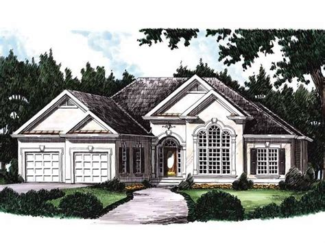 eplans new american house plan rustic house plans 3