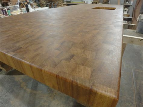 National Countertop by National Butcher Block The Pros And Pros Of An End Grain