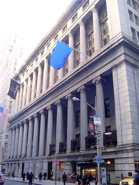 yorks bank 55 wall