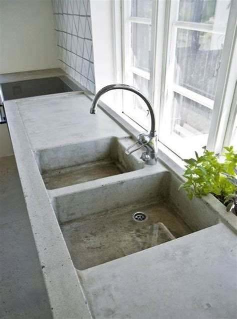 cement kitchen sink concrete sink products i