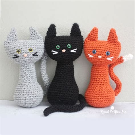 amigurumi kitty pattern free purrfect kitty cat free amigurumi pattern