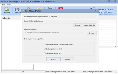 format converter hiv convert edb to eml by exchange edb to eml converter software
