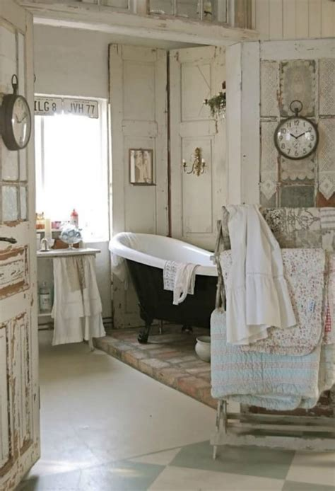 Shabby Chic Bathroom 8 Amazing Shabby Chic Bathroom Design Ideas For A Feminine Feel Https Interioridea Net