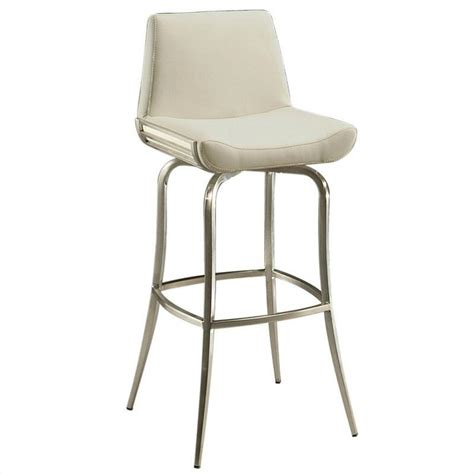 Pastel Bar Stools by Pastel Furniture Degorah 26 Quot Counter Bar Stool In Ivory