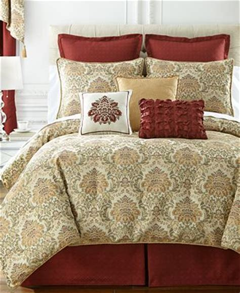 closeout comforters closeout waterford beaumont comforter sets bedding
