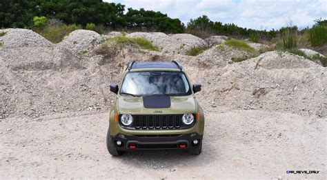 2015 Jeep Renegade Trailhawk Review 2015 Jeep Renegade Trailhawk Review 98