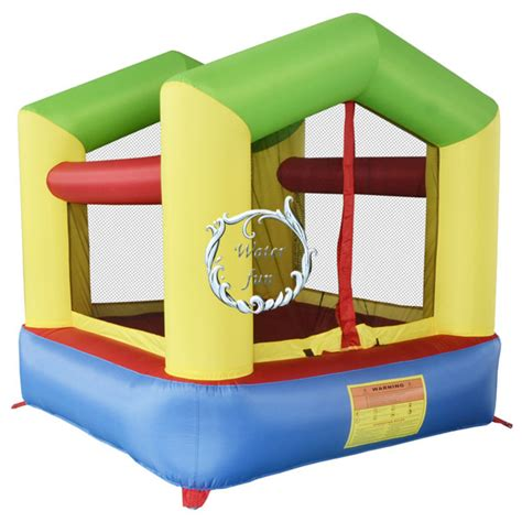 mini bounce house dhl free shipping inflatable troline bounce house mini