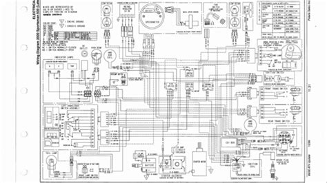 polaris 500 ho wiring diagram polaris get free image