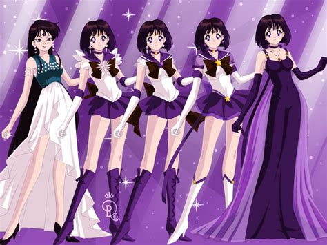 sailor saturn sailor saturn forms edition by hit enta on deviantart
