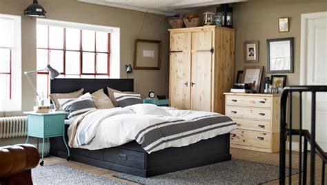 wooden ikea bedroom furniture