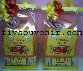 Tas Bekal Anak Besar Souvenir Ulang Tahun Anak souvenir ulang tahun anak fiv souvenir