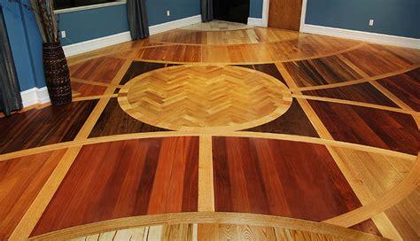 hardwood floor types of wood interiors design