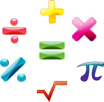 imagenes signos matematicos simbolos matematicos android app gratuita celulares