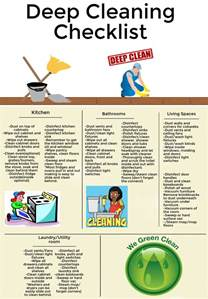 deep cleaning what is a deep cleaning compare the difference eco