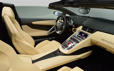2013 Lamborghini Aventador Lp 700 4 Roadster Interior Photo 13