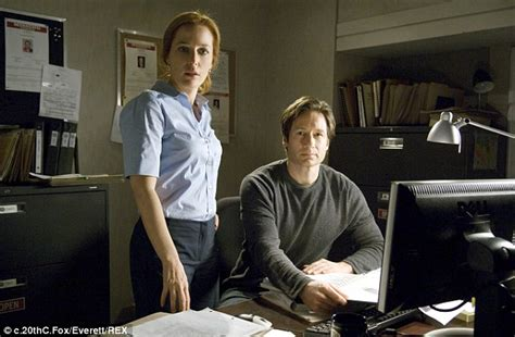 Vcd Original The X Files And I Want To Believe mulder and scully return as fox tv revives the x files daily mail