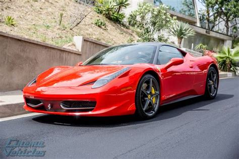 price for 458 2010 458 italia call for price