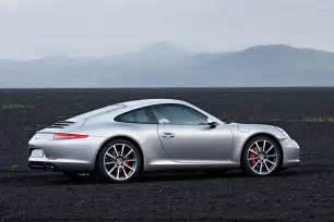 Types Of Porsches Porsche 911 Type 991 Exterieur