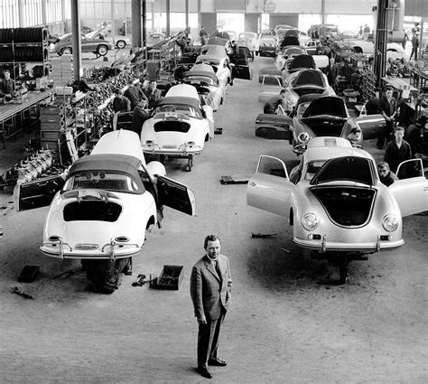 Porsche Stuttgart Factory by Documentary Porsche Made By Hand