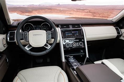 land rover discovery dashboard 2017 land rover discovery review drive 4x4 australia