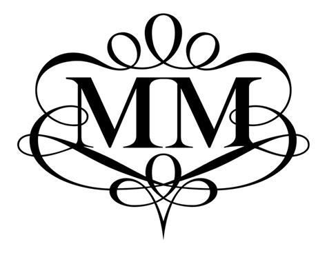 u l g a monogram design unique monogram designs for