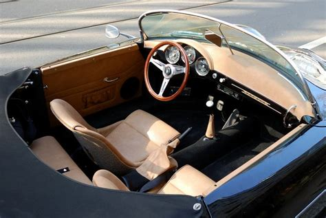 porsche electric interior 356 porsche pictures porsche 356 speedster interior